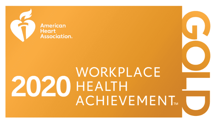 American Heart Association Recognizes NKP for Workplace Health Achievement