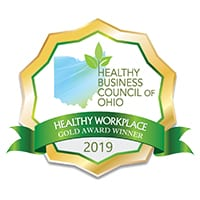 Healthiest 100 workplaces award 2019