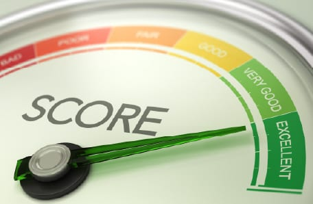 Taking your credit score from bad to excellent.