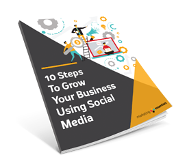 grow your business with social media guide cover