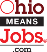 Vector logo of Ohio Means Jobs