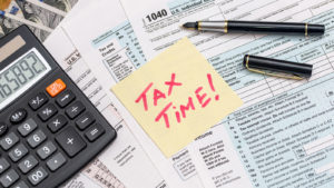 Local Income Tax Filing Date - May 17th