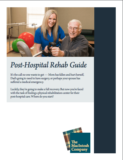 Read the guide to post-hospital rehabilitation and physical therapy.